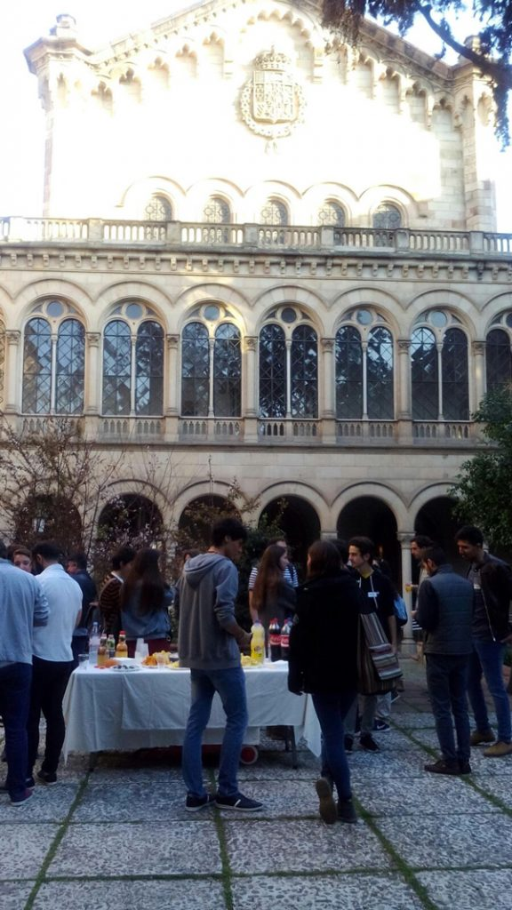 University of Barcelona (ES) Photo