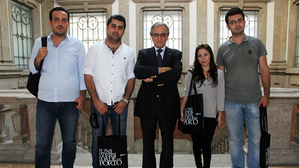 University of Porto & Global Platform 4 Syrian Students (PT) Photo