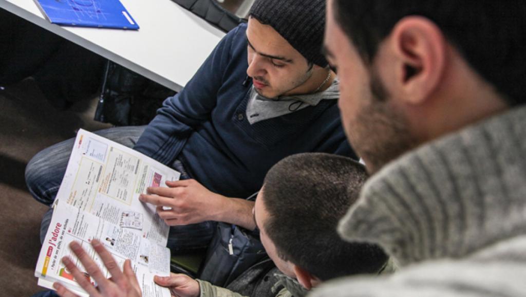 Démocratie & Entraide en Syrie, Ghosn Zeitoun (FR) Photo